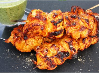 Tandoori Chicken Tikka Image