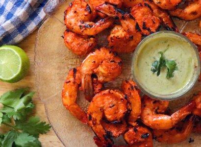 Tandoori Shrimp Image