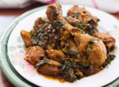 Meethi Chicken Image
