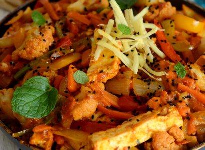 Vegetable Jalfrezi Image