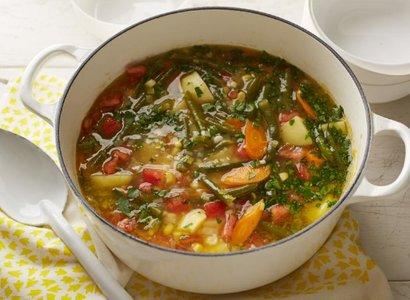 Coconut soup Image